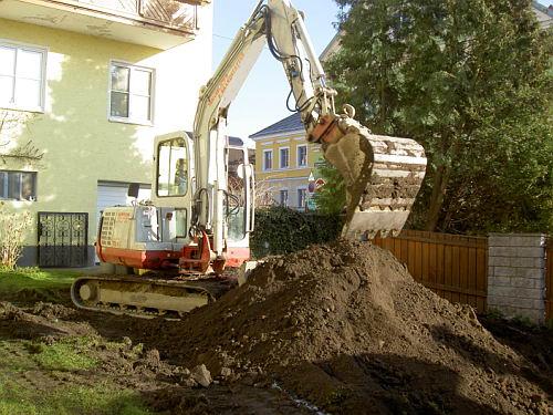 Come eseguire lo scavo per la costruzione della piscina